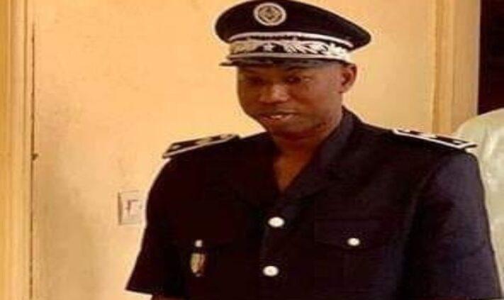 Dernière minute : le commissaire Sangaré relevé de ses fonctions