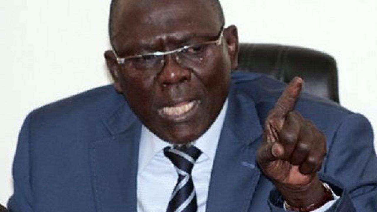 Moustapha Diakhaté crucifie la RTS