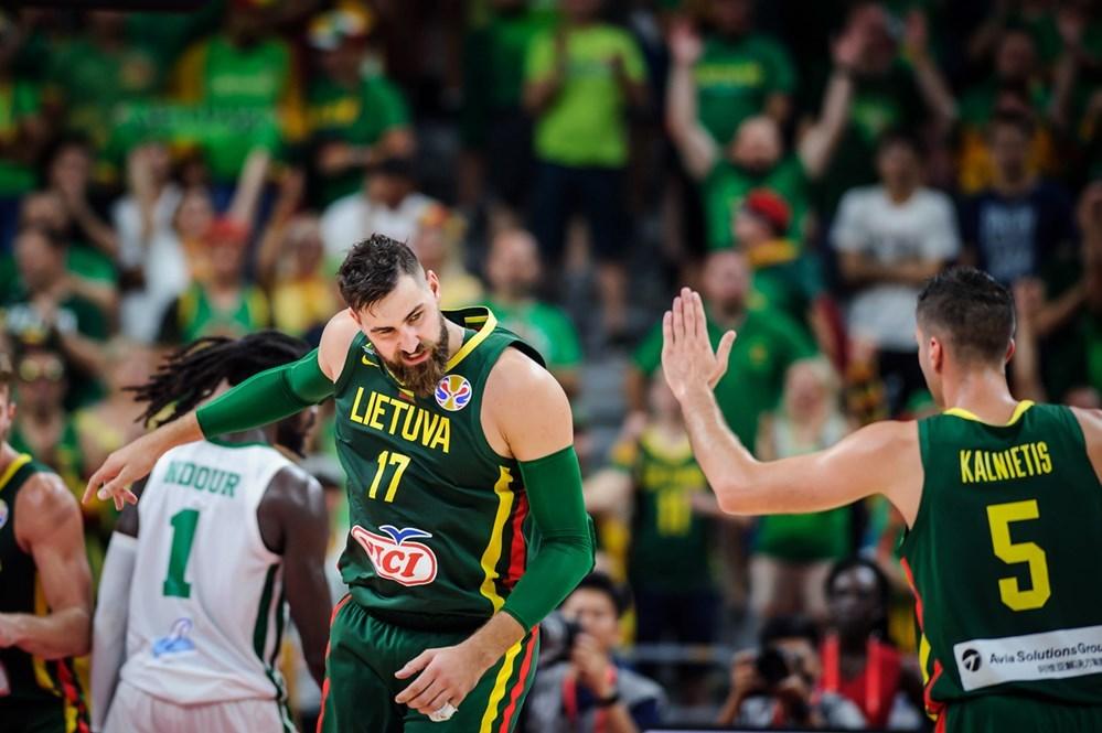 Coupe du monde de basket : La Lituanie pulvérise le Sénégal