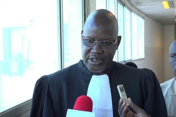 Khassim Touré va être traduit devant le Conseil de discipline de l'Ordre des avocats