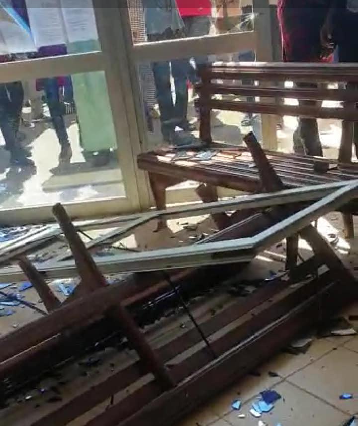 Saccage du tribunal de Louga : Le ministre Malick Sall promet la sanction aux fautifs