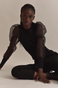 Vogue Italia: Mati Fall Diba, la Sénégalaise qui secoue l'Italie