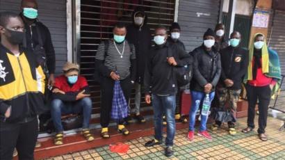 Coronavirus : l'Union africaine dénonce les discriminations dont sont victimes les Africains en Chine