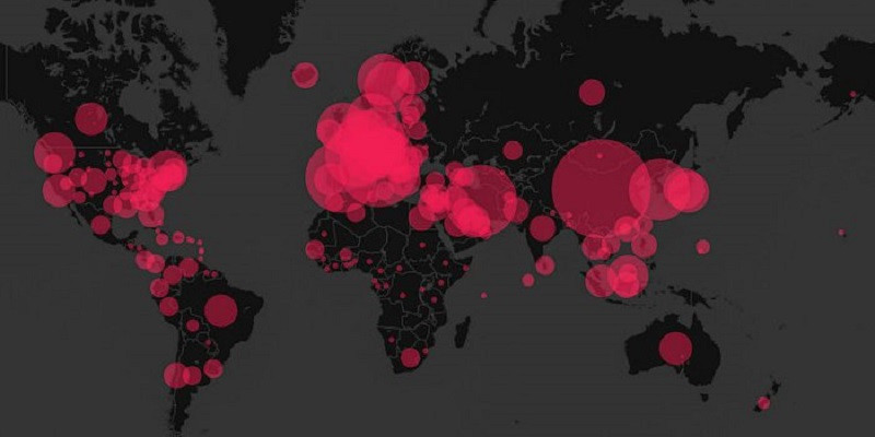Le coronavirus dans le monde : plus de 37 000 morts aux Etats-Unis, un nombre élevé de guérisons en Italie