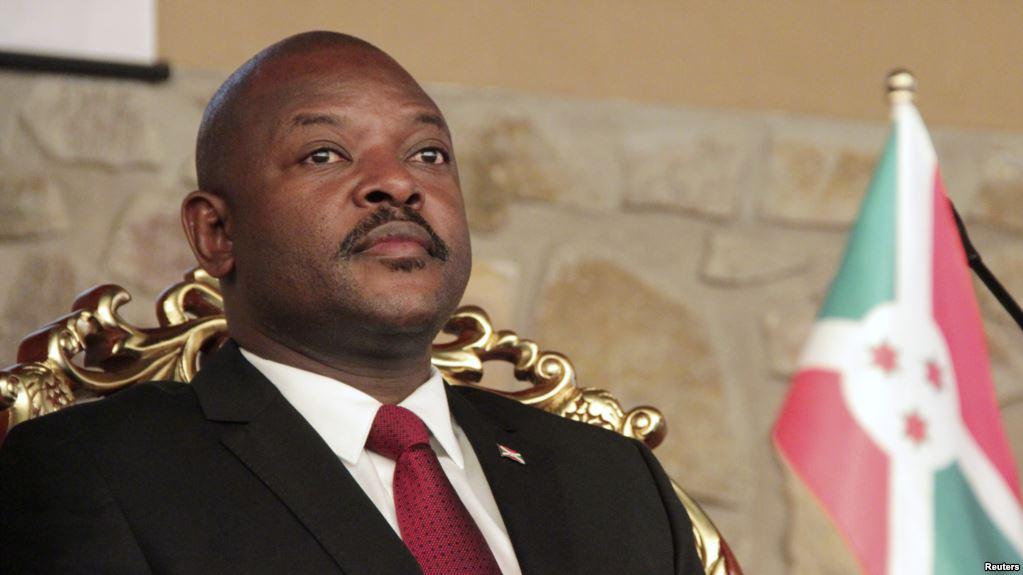 Burundi : Le Président Pierre Nkurunziza est mort