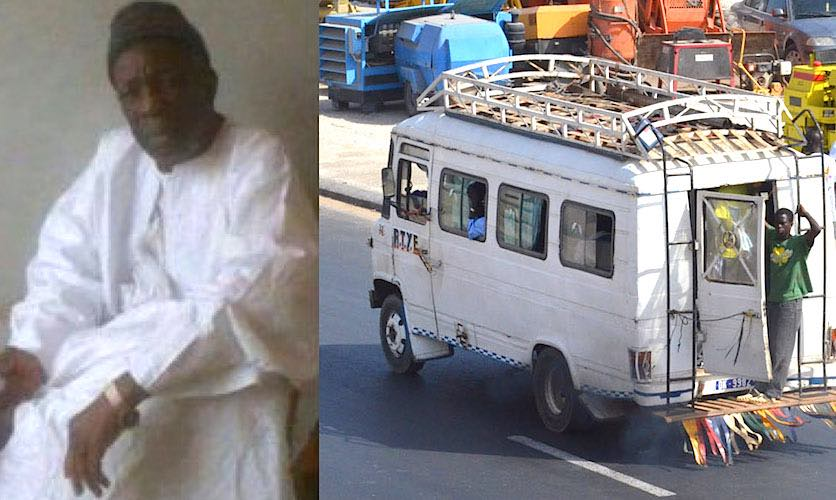 Nécrologie : Décès du célèbre transporteur Ndiaga Ndiaye