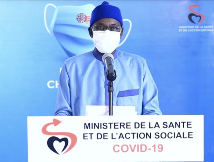 Covid 19 : 141 nouveaux cas testés positifs au coronavirus, 89 nouveaux guéris, 4 nouveaux décès et 35 cas graves en réanimation.