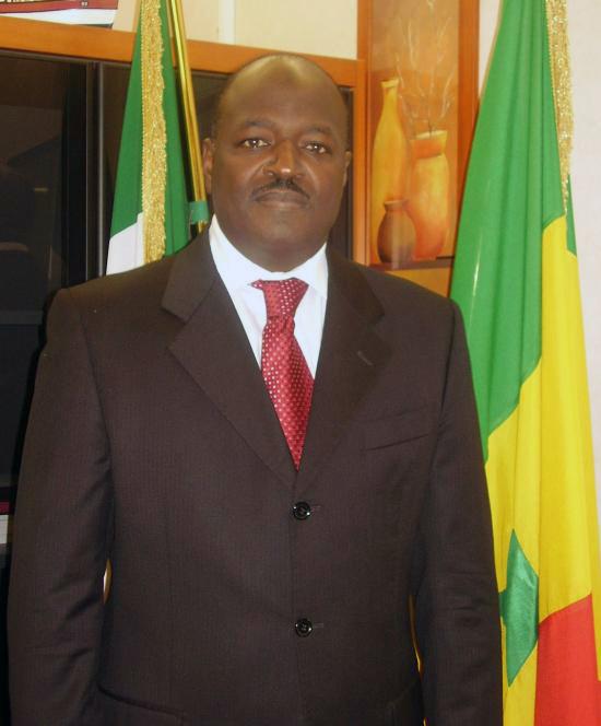 Décès de l'ancien ministre de l'Intérieur, Cheikh Sadibou Fall