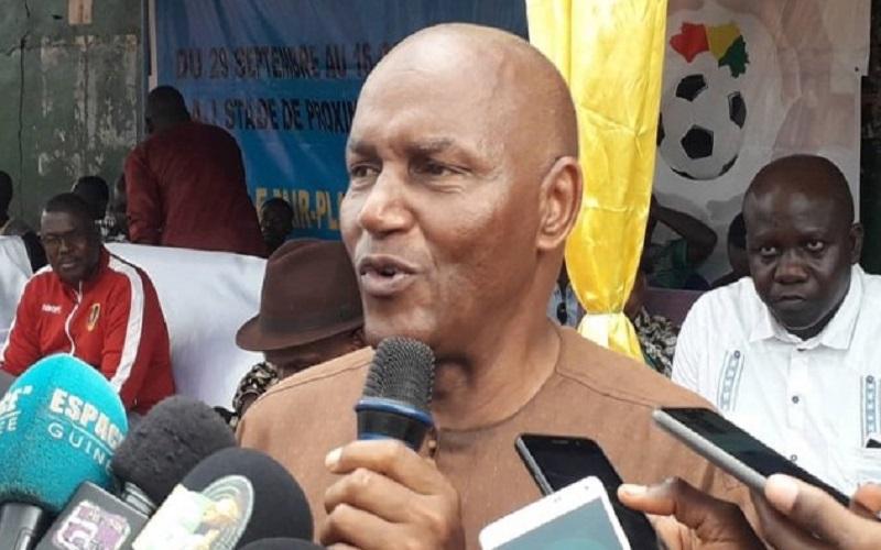 Mamadou Bano SOW, Vice-président de la CENI
