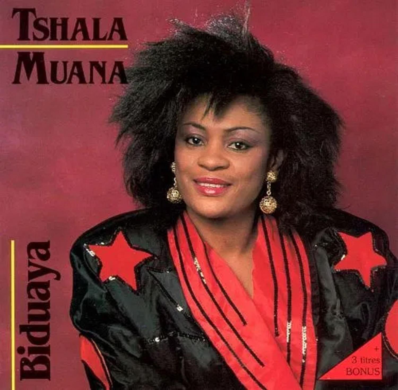 Tshalla Muana, auteur de Mishua, arrêtée puis libérée en RDC