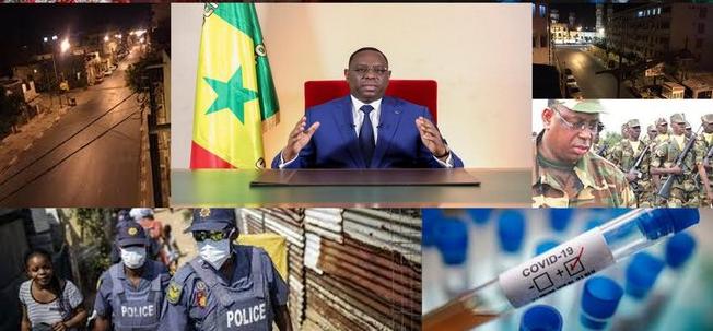 Etat d'urgence et Etat de siège: ce nouveau projet de loi qui modifie la constitution