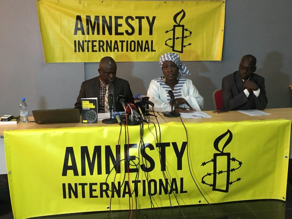 Rapport 2020 sur les droits humains : Amnesty cloue au pilori le Sénégal