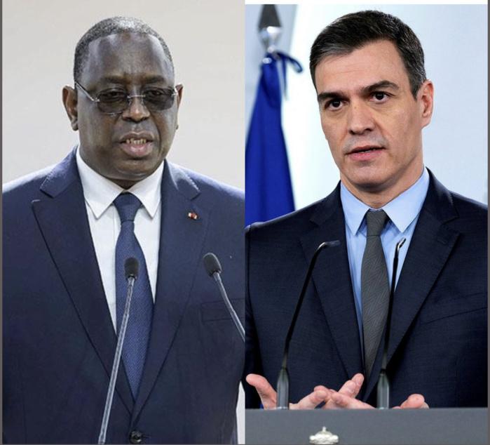 Tournée offensive en Afrique : La journaliste espagnole Maria Iglesias pilonne Pedro Sánchez et Macky Sall