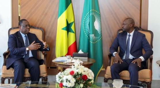 Ousmane Sonko : « Macky Sall n'a pas l'élégance d'Abdou Diouf ou la hauteur intellectuelle de Wade »
