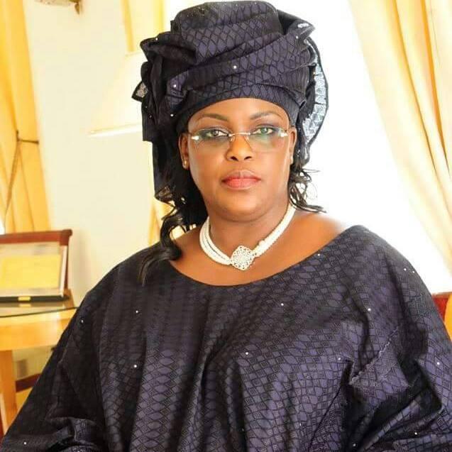 Marième Faye Sall, Première dame de l'opposition au troisième mandat