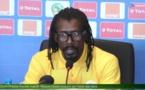 Conférence de presse de veille de match : « Au plan tactique, les choses peuvent évoluer (…) au niveau du réalisme, je reste encore sur ma faim » (Aliou Cissé)