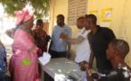 Louga: un émigré offre 2000 lunettes de correction