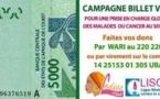 """Ladies Club: des """"billets verts"""" contre le Cancer"""