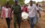Khossanto: le Lt.Colonel Ndour transporte Yamadou Sagna à sa dernière demeure
