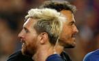 Messi et Luis Enrique, je t'aime moi non  plus