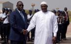 Adama Barrow à Tivaouane et Touba