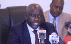 Le procureur de la République en conférence de presse, cet après-midi