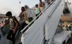 Les 130 Sénégalais expulsés des USA sont arrivés à Dakar