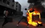 Émeutes à Grand-Yoff