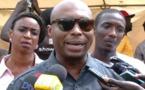 """Barthélémy Dias avertit Macky Sall: """"pas d'élections tant que Khalifa est en prison"""""""