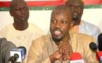 """Ousmane Sonko: """"il y a des laboratoires du pouvoir qui fabriquent des armes de destruction d'opposants"""""""