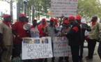 Vidéos exclusives: Macky Sall hué à Paris par des pro-Khalifa Sall
