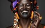 """Khoudia Diop sublime en mode """"thiossane"""""""