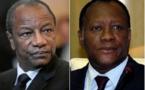 Passe d'arme rigolote entre Ouattara et Condé sous l'œil de Macky Sall