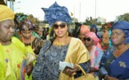 Images exclusives: Voici Gaye Wilane, la discrète épouse d'Aly Ngouille Ndiaye
