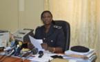 Tabara Ndiaye : Une femme, porte-parole de la Police
