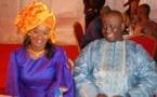 L'épouse d'Aliou Sall réconforte son mari