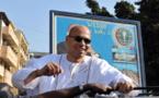 Karim Wade au Sénégal le 12 mai