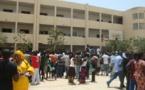 Vidéo : Des jeunes filles du lycée Malick Sy de Thiès tombent en transe