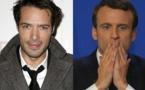 """Nicolas Bedos critique Macron """"qui se tripote comme s'il fêtait son Bac"""""""