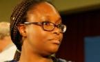 Sibeth Ndiaye, la Chargée de communication et de la presse de Macron