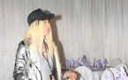 Sokhna Aïdara en train d'organiser la soirée d'anniversaire de son mari