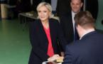 """Une dizaine de médias """"interdits"""" de soirée électorale du FN"""