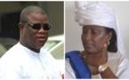 La fille de l'homonyme du président Macky Sall et épouse d'Abdoulaye Baldé devant la CREI