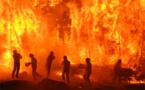 Urgent : Incendie à l'aéroport international Blaise Diagne de Diass