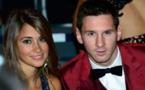 Du beau monde au mariage de Messi