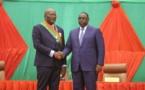 Macky Sall et Kaboré préoccupés par l'expansion des attaques terroristes dans la sous-région