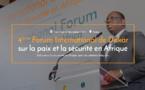 En direct de Diamniadio: Vivez le Forum sur la Paix et la Sécurité à Dakar
