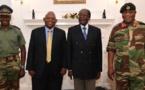 Zimbabwe : Robert Mugabe négocie mais refuse de démissionner