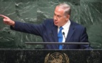 """Netanyahu qualifie l'Onu de """"maison des mensonges"""""""