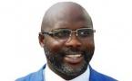 Liberia : George Weah, une star du football devenue président